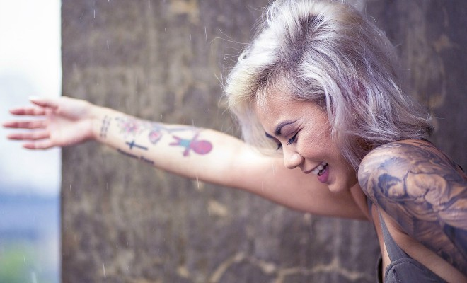 Girl With Tattoo_Hauterfly