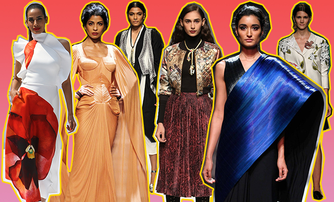 Standout Looks From AIFW AW 2016