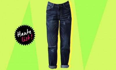 Distressed Boyfriend Jeans_Hauterfly