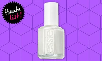 Essie Blanc Nail Polish_Hauterfly
