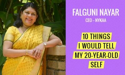 Falguni Nayar - CEO Nykaa - Womens Day_Hauterfly