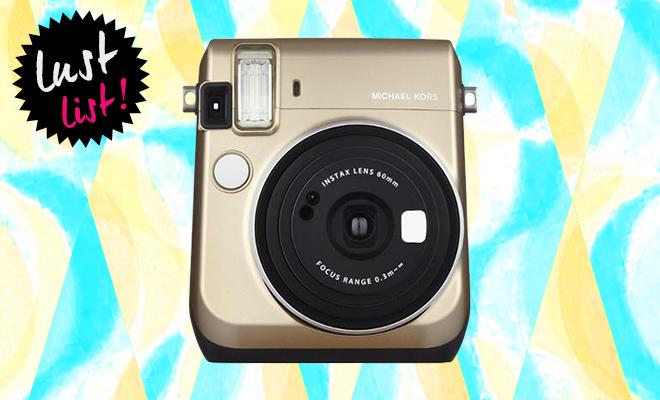 Michael Kors x Fuji Film Camera_Hauterfly