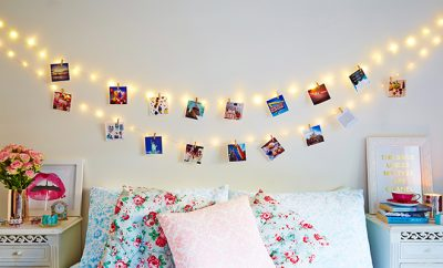 Wall Pictures Fairy Lights Decor_Hauterfly