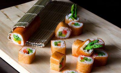 Mibonsa Vegetarian Sushi In Mumbai_Hauterfly