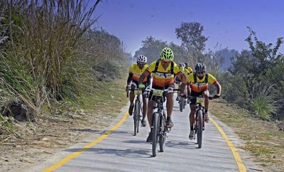 Asia's First Bicycle Highway_Hauterfly