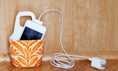 phone charging station diy_Hauterfly