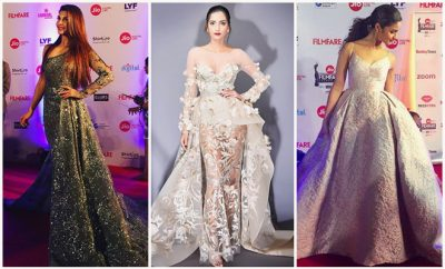 Filmfare Awards 2017 Best Dressed Women_Hauterfly