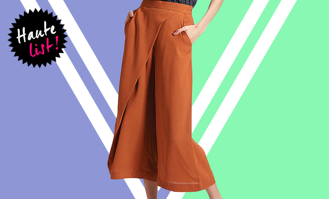 LABEL LIFE TAN CREPE OVERLAP CULOTTES_Featured3_Hauterfly