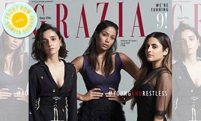 Grazia India 2017 Digital Cover_Bloggers_Hauterfly