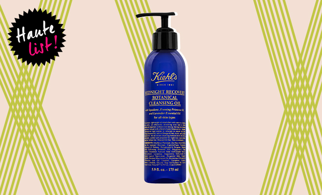 Kiehl's Midnight Recovery Botanical Cleansing Oil_Featured1_Hauterfly