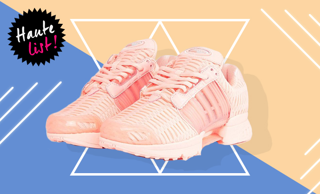 adidas Originals Haze Coral Climacool Trainers_Hauterfly