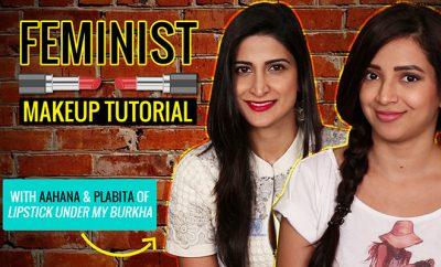 Lipstick Under My Burkha_Feminist Makeup Tutorial_Featured_Hauterfly