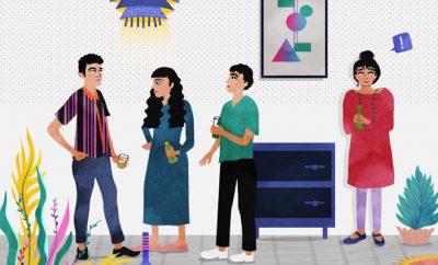 The Socially Awkward Illustrations_Hauterfly