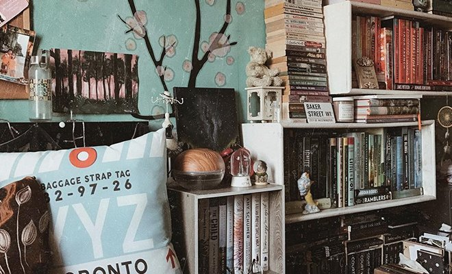 Bookshelf Decor_Hauterfly