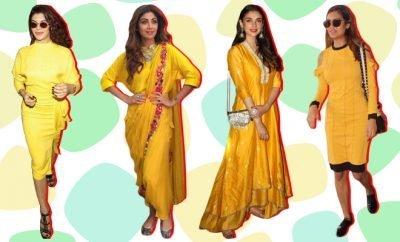 Bollywood Yellow Style_Hauterfly