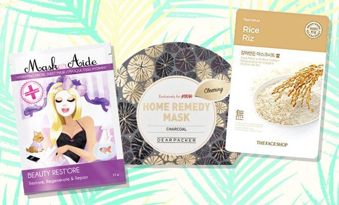 Sheet Masks_Featured_Hauterfly