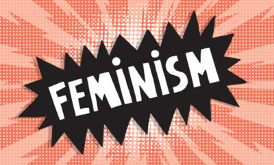 Feminism issue it's not