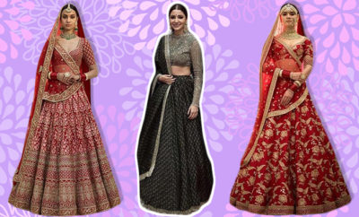 Sabyasachi Lehengas_Featured_Hauterfly