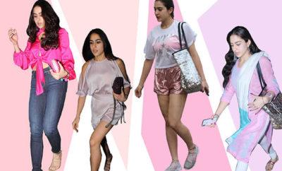 Website- Sara Ali Khan Style