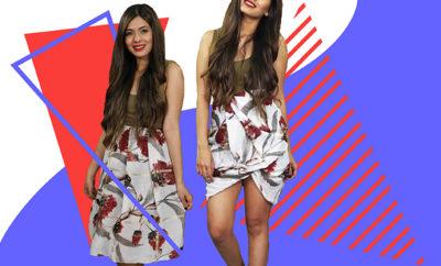 Website- Scarf Skirt