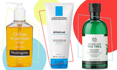 Website- Cleansers For Acne Prone Skin