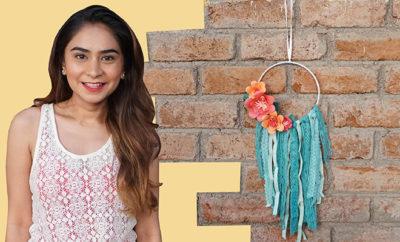 Website- DIY Wall Hanging