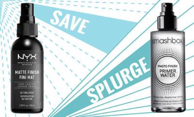 Website- Makeup Setting Spray