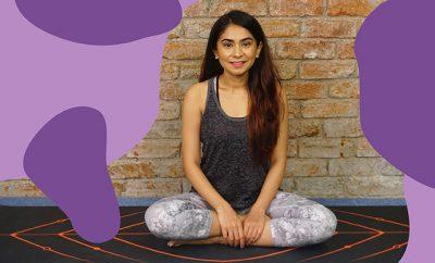 Website- Yoga For Menstrual Cramps