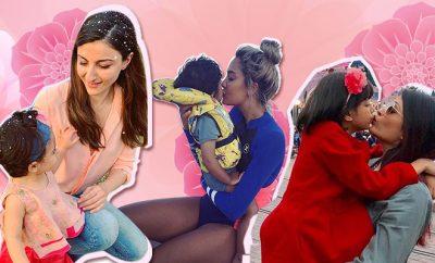 celebrity moms and kids