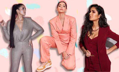 Katrina Kaif Sonam Kapoor Huma Qureshi GQ