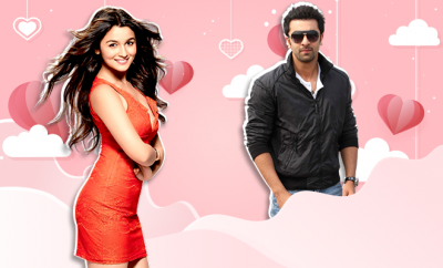 Alia gushes over Ranbir Kapoor