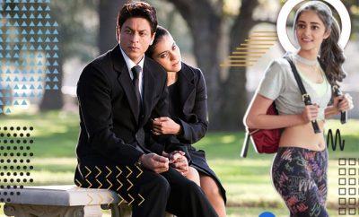 Ananya Panday Debut My Name Is Khan