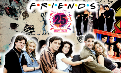Friends completes 25 years 2019
