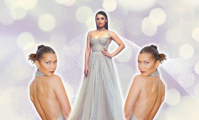 Hauterfly Radhika Madan Bella Hadid Dior