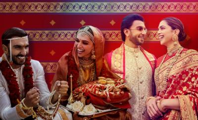 Deepika Padukone Wedding Saree