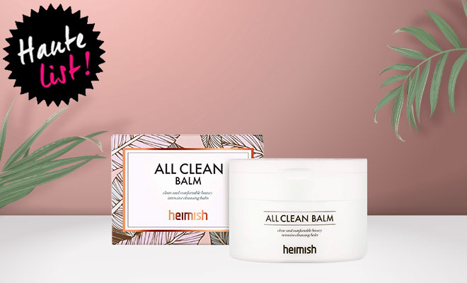 Heimish All Clean Balm India_Hauterfly
