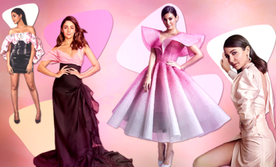 Hauterfly Filmfare Glamour And Style Awards 2019