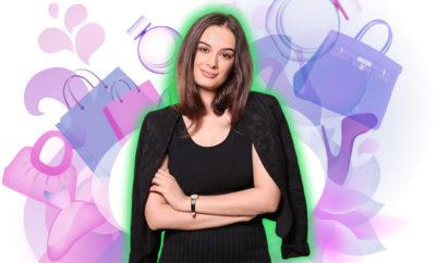 Hauterfly Evelyn Sharma Responsible Fashion Seams For Dreams