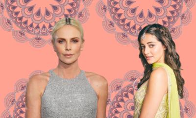 Hauterfly Charlize Theron SAG Awards 2020