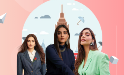 Sonam Kapoor London Mishaps