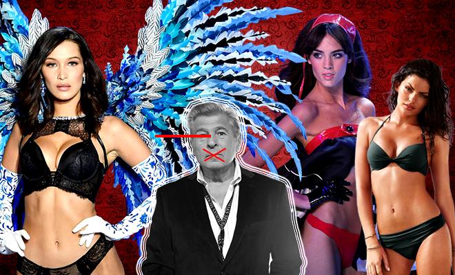 Hauterfly Victoria's Secret Ed Razek Sexual Harassment