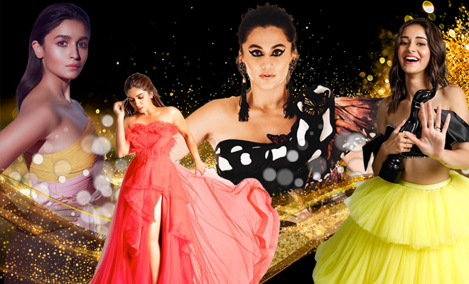 Hauterfly Filmfare Awards Fashion 2020