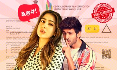 love-aaj-kal-censor board