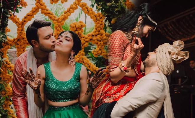 FI Not traditional Wedding