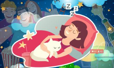 FI Sleep Instead of Doing Things