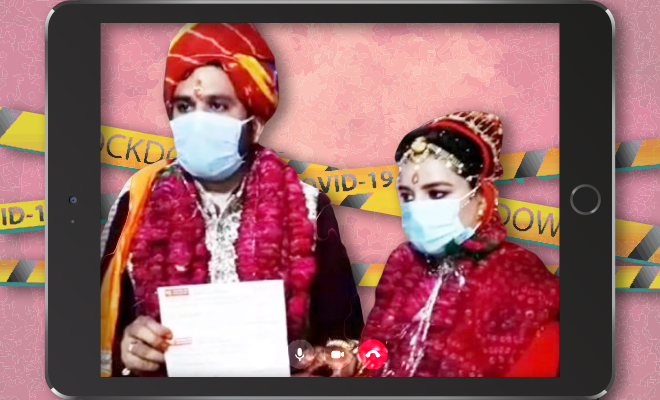 FI E-Wedding In Rajasthan