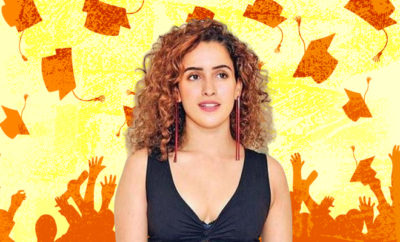 FI Sanya Malhotra