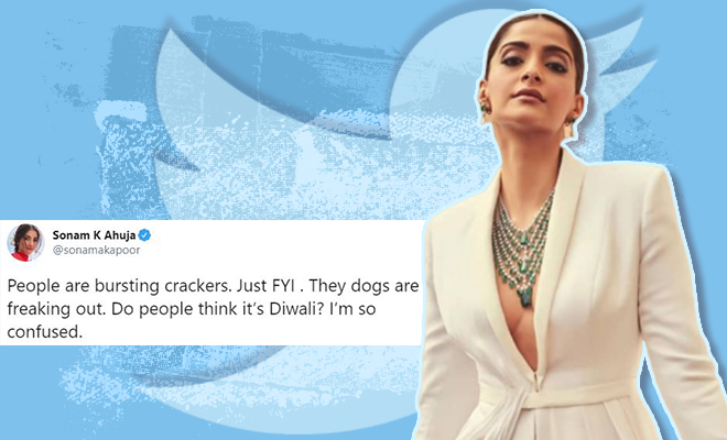 FI Sonam Kapoor Gets In A Tweeting Match With Twitterati