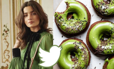 FI A Twitter Thread About Alia As Doughnuts