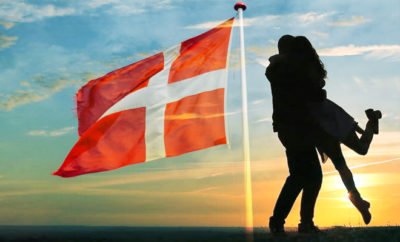 FI Denmark Allows Some Couples To Reunite. Aww